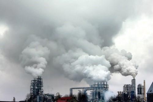 Vấn đề môi trường về ô nhiễm không khí