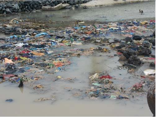 Vấn đề môi trường về ô nhiễm nguồn nước