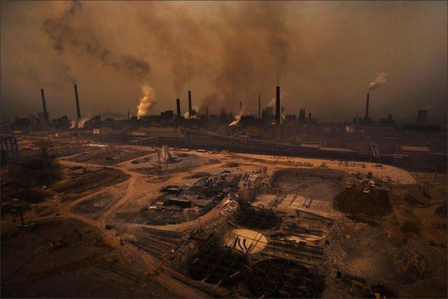 Thực trạng ô nhiễm môi trường đất trên thế giới