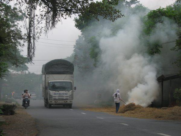 Ô nhiễm môi trường không khí: nguyên nhân và giải pháp khắc phục