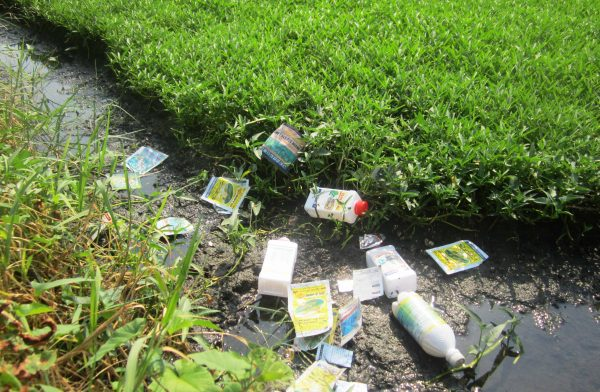 Ô nhiễm môi trường trong nông nghiệp: Trầm trọng và đáng báo động