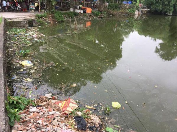 Thông tin khái quát về thực trạng ô nhiễm môi trường nông thôn