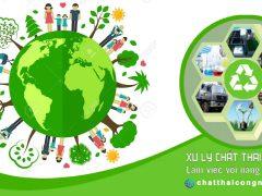 Ngành Công nghệ Kỹ thuật môi trường là gì