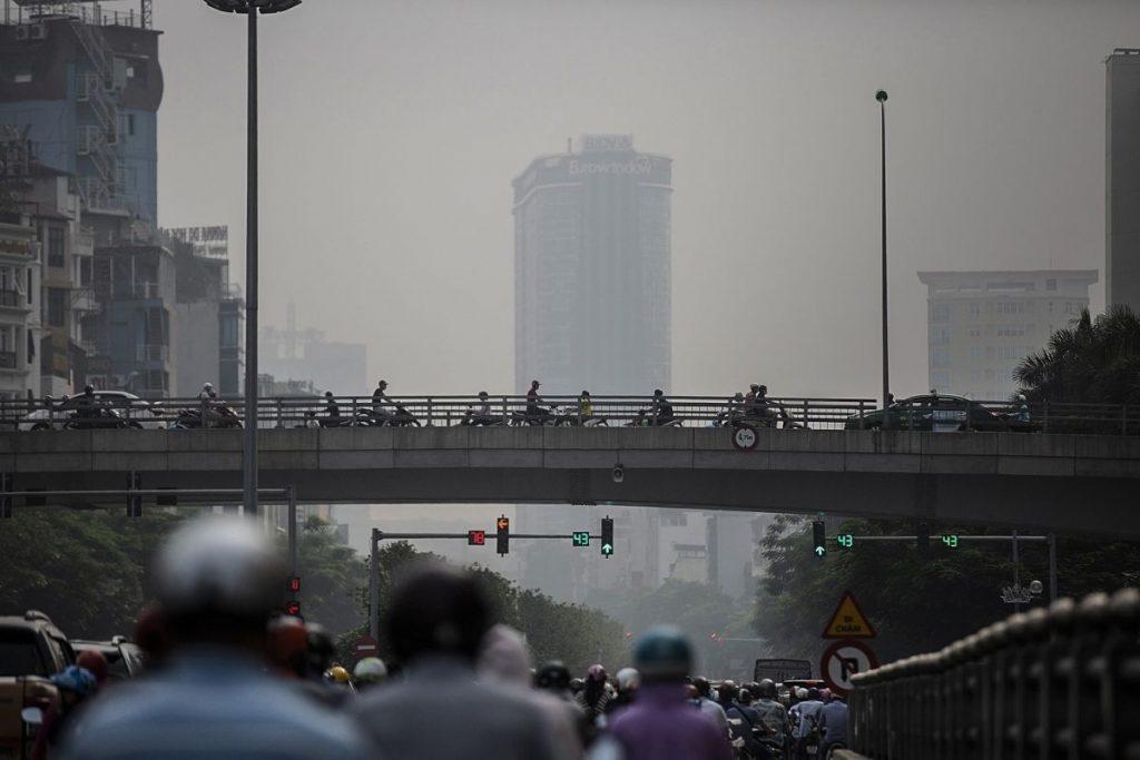 Ô nhiễm môi trường đô thị ở Việt Nam đang ở mức báo động