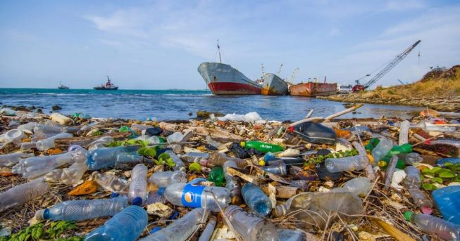 Ô nhiễm môi trường biển là gì?