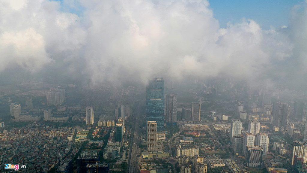 Ô nhiễm không khí tại các đô thị lớn