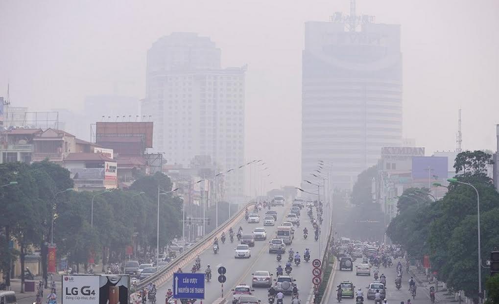 Thực trạng ô nhiễm môi trường ở đô thị